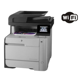 Multifuncional Hp Color Laserjet  Mfp M476nw Wifi - Revisada