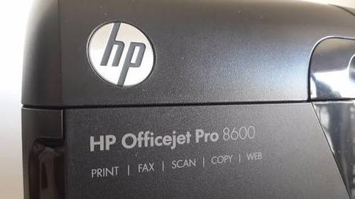multifuncional hp deskjet 8600 unico dueño  copia escanea