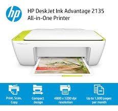 multifuncional hp deskjet ink advantage 2135