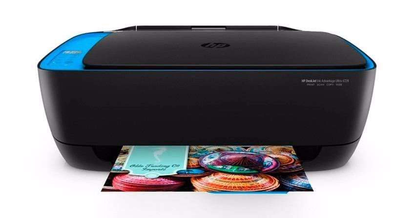 Multifuncional Hp Deskjet Ink Advantage Ultra 4729 Wi-fi - R$ 499 ...