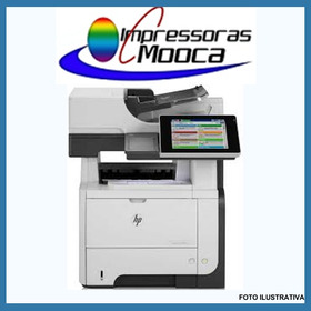 Multifuncional Hp Enterprise Lj 500mfp M525f M 525 M525 255x