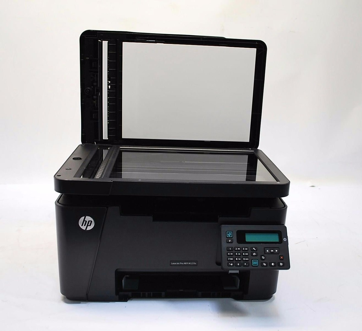 Multifuncional Hp Laserjet Pro M127fn 600dpi Mono Red ...