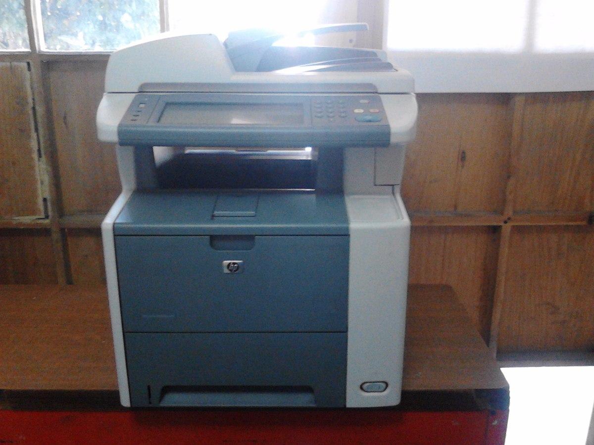 Multifuncional Hp M3035 Mfp Toner Nuevo Copia E Imprime