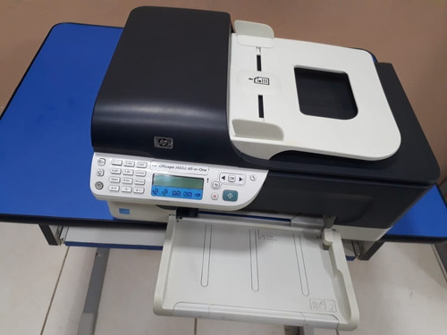 multifuncional hp officejet j4660 impressora