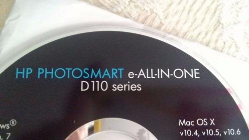 multifuncional hp photosmart d110 series