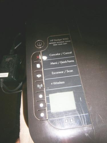 multifuncional impresora y escaner hp. 3050. excelente equip
