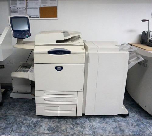 multifuncional impresora,copiadora,escaner xerox docucolor