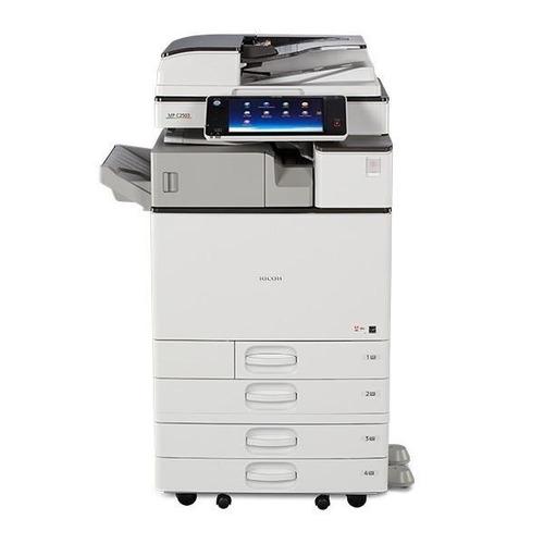 multifuncional impressora scanner ricoh mpc 2003 colorida