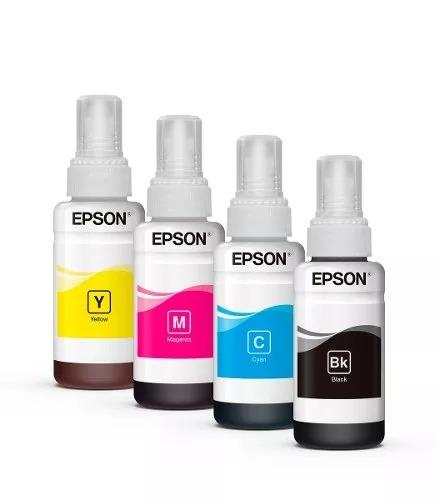 multifuncional inkjet epson ecotank l395 33/15ppm