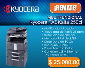 Toner Taskalfa 3252ci Usado en Mercado Libre México