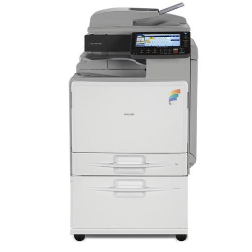 multifuncional laser color ricoh mpc 300  semi nova