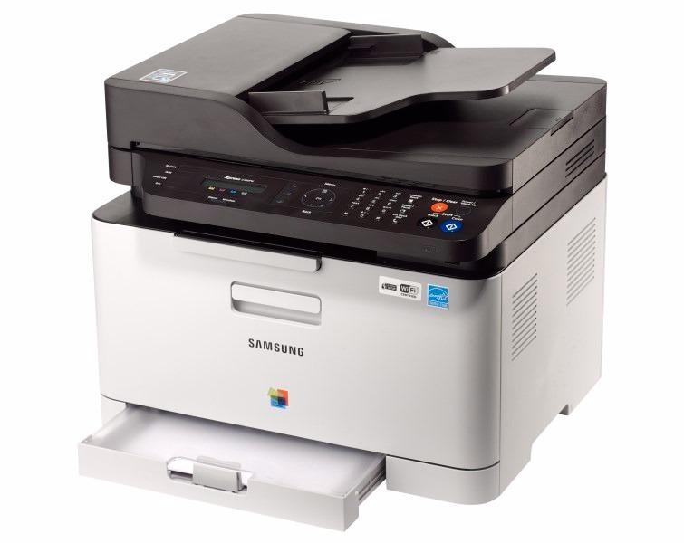5e26572004b51 Multifuncional Laser Color Samsung Xpress Sl-c480fw 110v - R  1.912,00 em  Mercado Livre