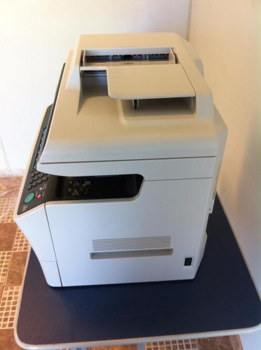 multifuncional laser mono panasonic kxmb3030 - funcionando