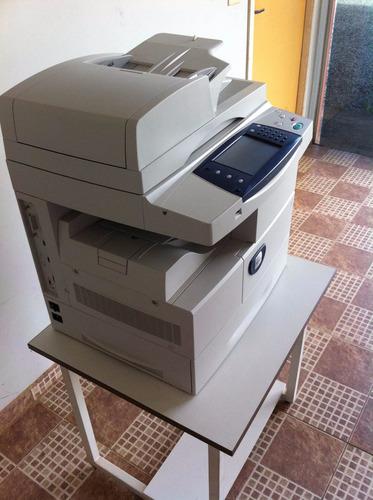 multifuncional laser mono xerox 4260  scanner, rede e duplex
