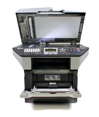 multifuncional laser monocromática brother mfc-8860dw