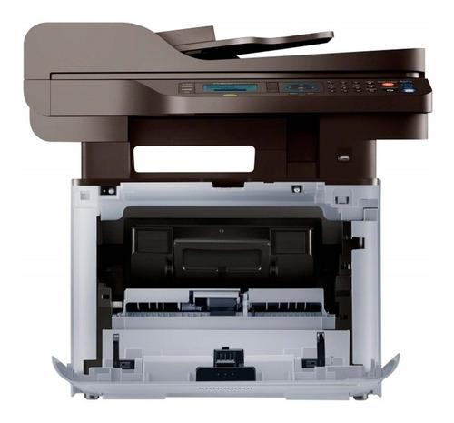 multifuncional laser samsung m4072fd proxpress fax oficio
