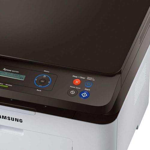 multifuncional laser xpress sl-m2070w wi-fi samsung