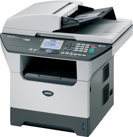 multifuncional monocromatica brother dcp 8065 dcp8065 mbaces