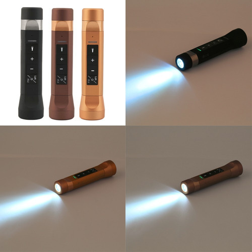 multifuncional parlante portatil lintera 5 en 1 bluetooth