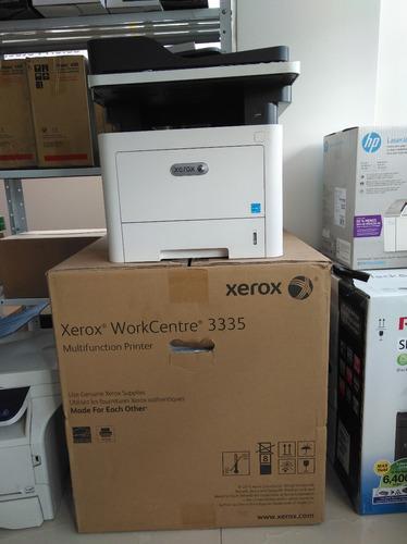 multifuncional xerox workcentre 3335