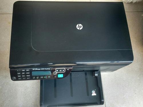 multifuncional/impressora hp 4500