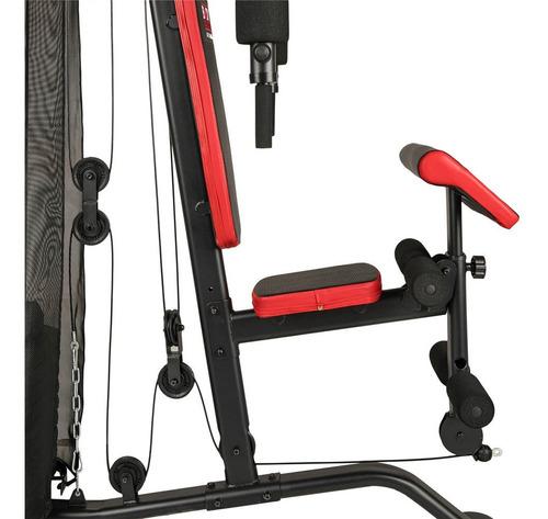 multigimnasio 110 kg resistencia multigym minigimnasio body