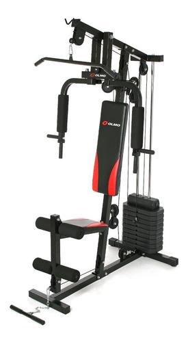 multigimnasio fitness 44 olmo multi gym más de11 ejercicios