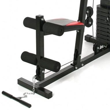 multigimnasio multigym olmo fit 44 - 11 ejercicios - 45 kg