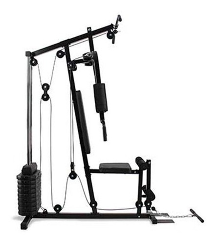 multigimnasio randers 63140 multigym c/ 50kg pesas incluidas