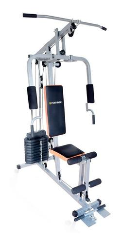 multigym ran 602 más 11 ejercicios 45,4 kg envios gratis