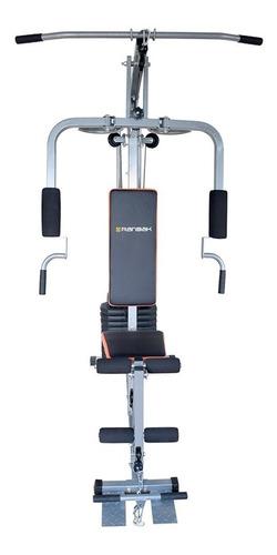 multigym ranbak 602 con 45 kg peso envio gratis+cuotas fijas