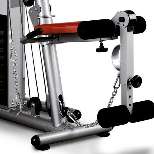 multigym randers g119xa multigimnasio pesas 75 kg -15% off!