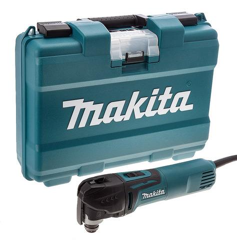 multiherramienta oscilante makita tm3010ck 320w 6000-20000