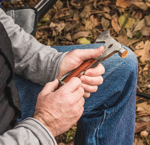 multiherramienta portatil martillo hacha todo uno cuchillo