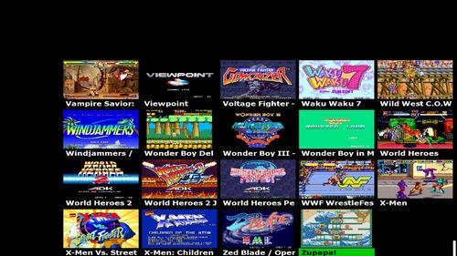 multijuegos arcade y también para pc