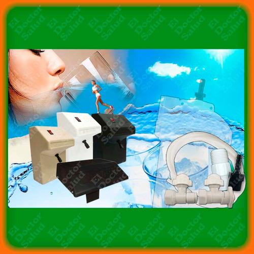 multikit instalacion -  filtro agua ozono- todo lo necesario