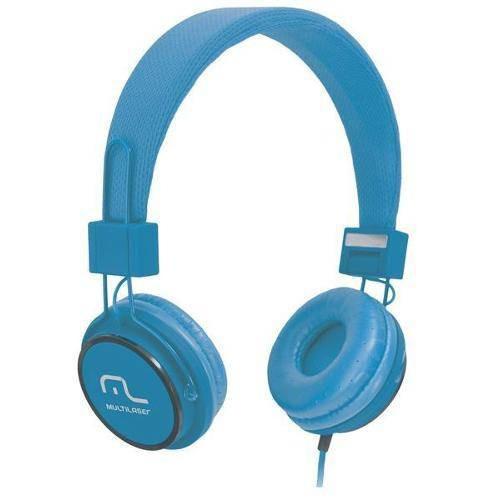 multilaser headphone head