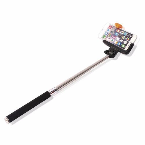 multilaser selfie stick bastão para fotos ajustável - ac269