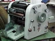 multilith servicio tecnico mecanico  a b dick chief w f 47