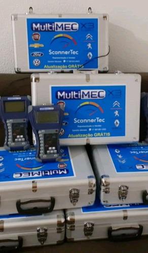 multimec x3 scanner automotivo
