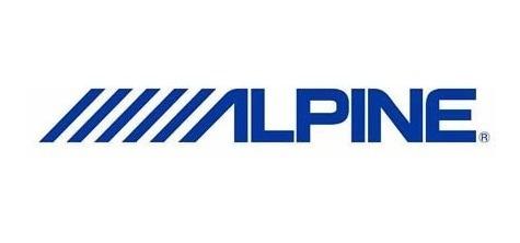 multimedia alpine x009u doble din de 9' + gps tope de linea