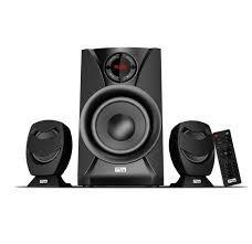 multimedia speakers - 2.1 speaker system - logitech
