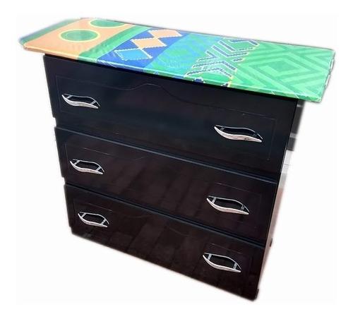 multimesa-comoda. mesa para planchar con cajones