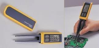 multimetro de punta tipo lápiz para mini componentes