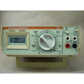 Multímetro Digital Beckman Modelo 350