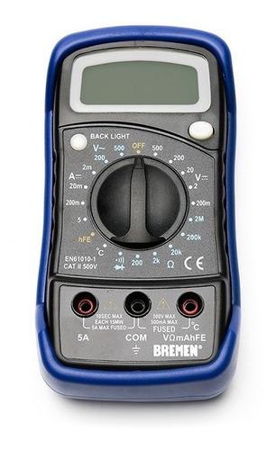 multimetro digital cod.6692 bremen