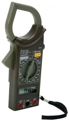 multimetro digital con gancho ( amperimetro ). ref. mul-100.