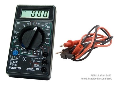 multímetro digital dt830b - multitoc