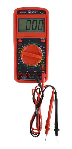 multímetro digital.- instrutherm minipa/icel/fluke.