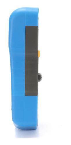 multimetro digital profissional exbom md-180l visor digital